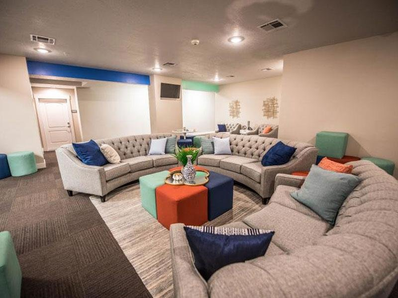 Tower view- Apartments in Ogden Amenities A