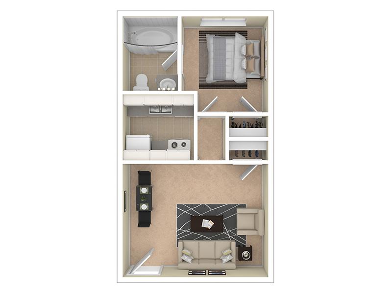 1 Bedroom 1 Bathroom in Logan, UT