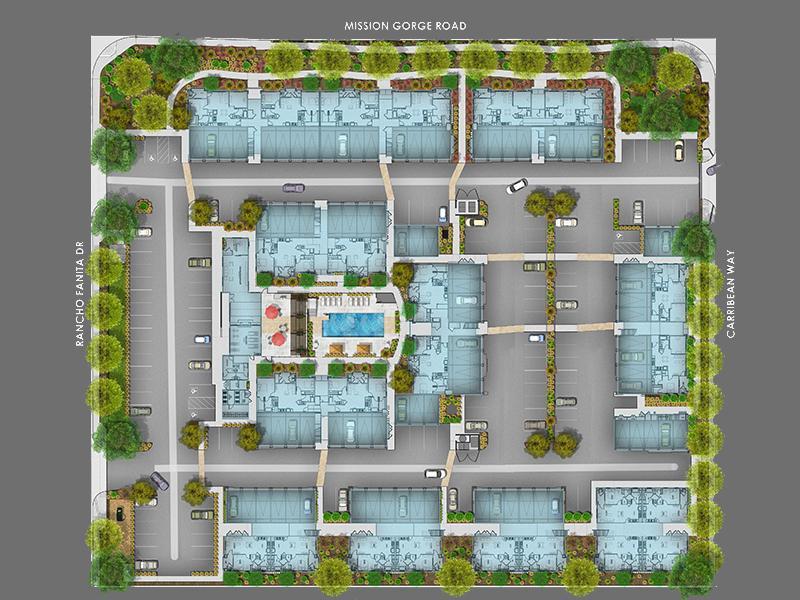 Property Map   Vela Apartments