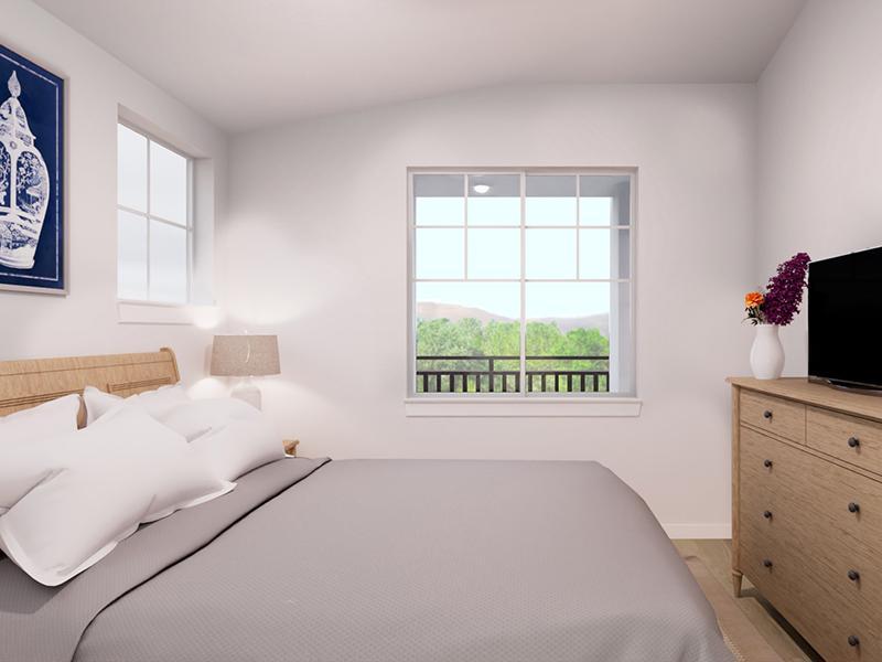 Spare Room   Rendering   Vela Apartments