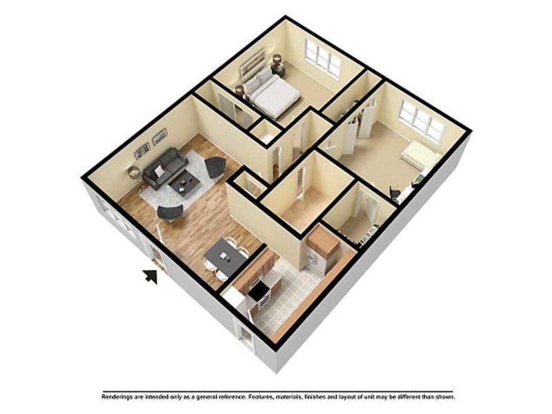 2 Bedroom 1 Bathroom in Amarillo, TX