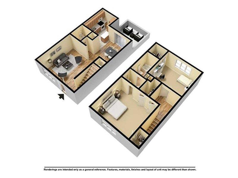 2 Bedroom 1.5 Bathroom in Amarillo, TX