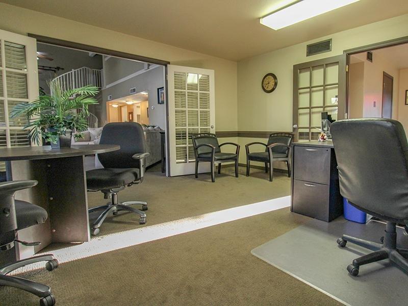 Office   Wellington Apartments in Amarillo