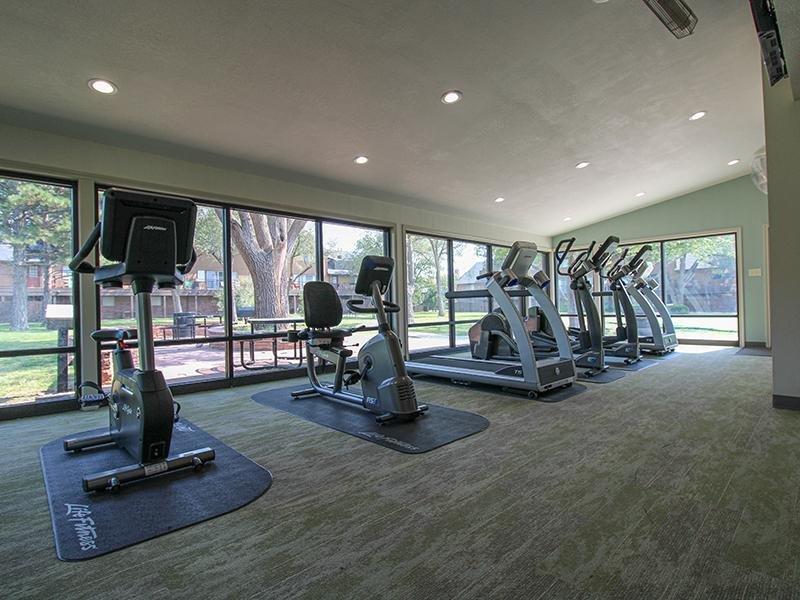 Gym   Wellington Apartments