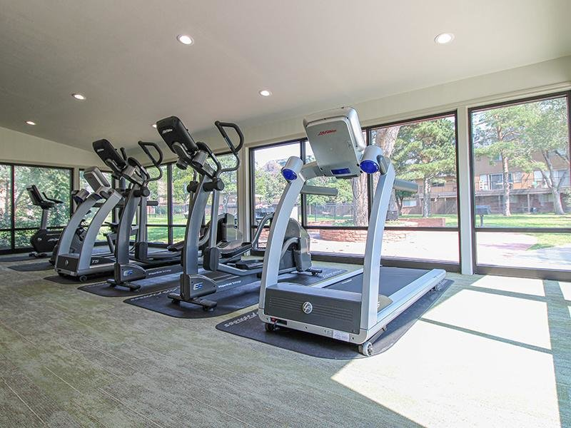 Fitness Center   Wellington Apartments