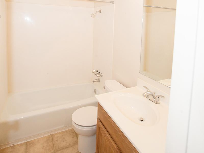 Bathroom | Woodside at Holladay