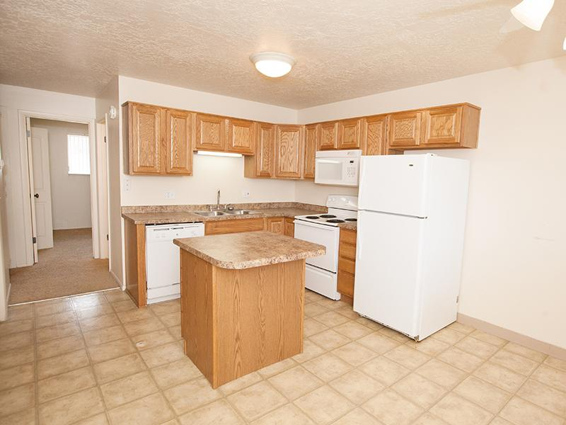 Kitchen | Woodside at Holladay