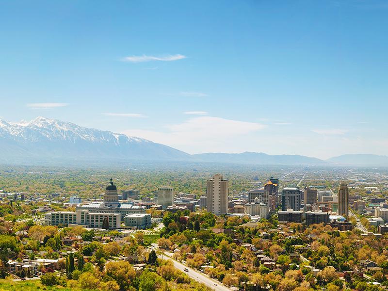 Salt Lake City, UT Apartments for Rent