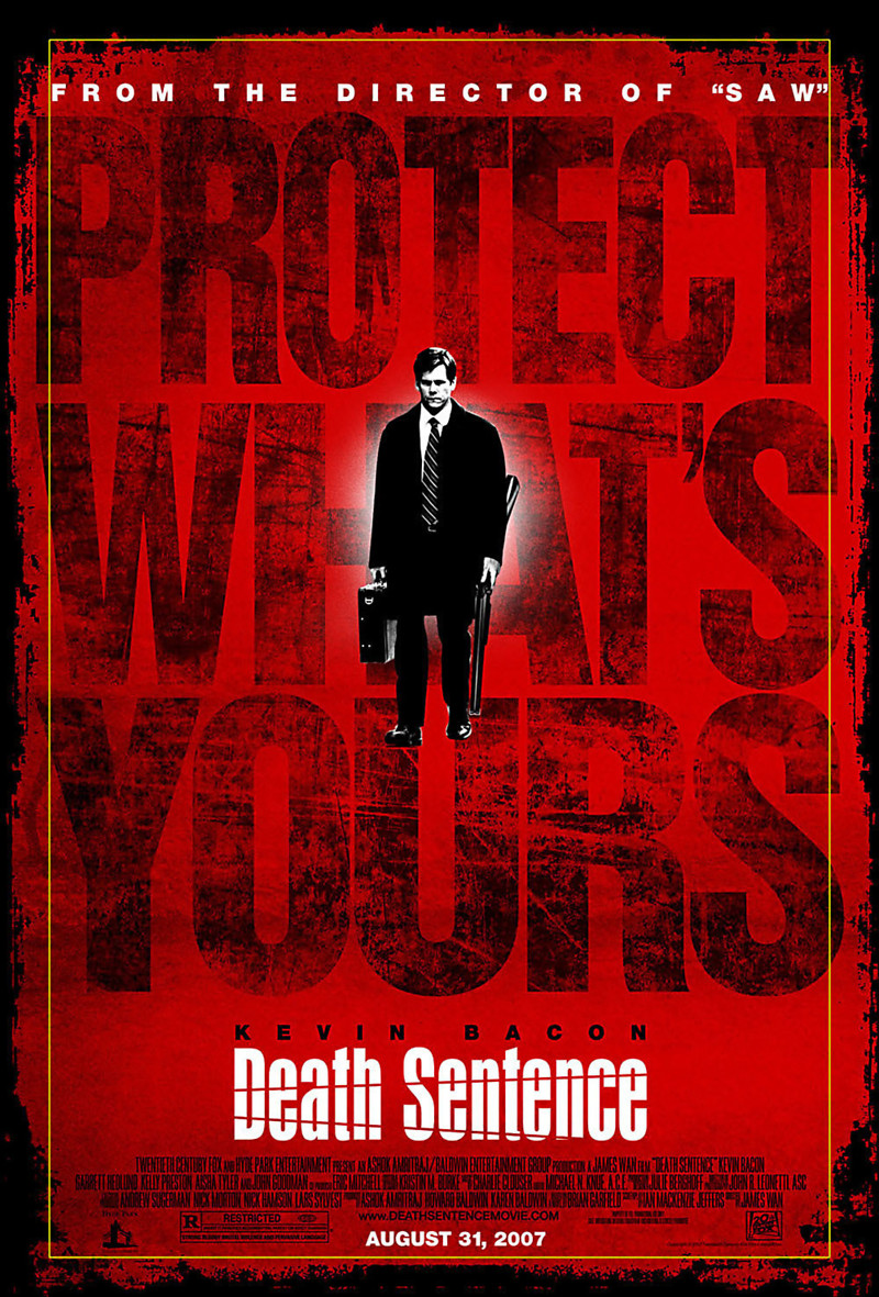 Bonus: Death Sentence (2007)