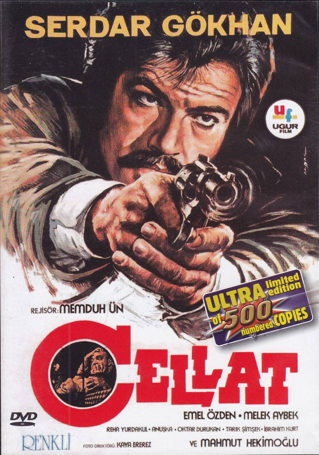 Bonus: Cellat (1975) [aka Turkish Death Wish]