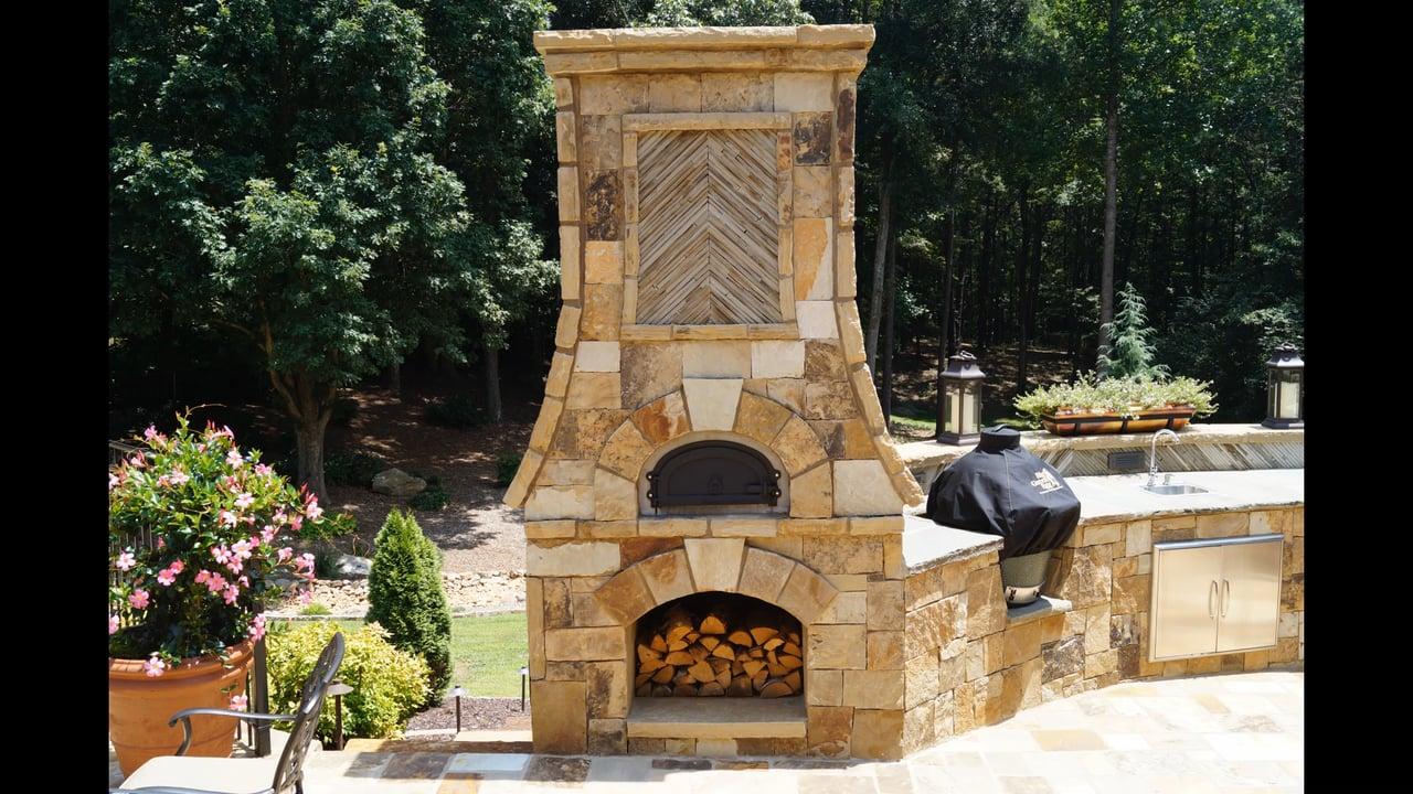 Outdoor Kitchen Contractors Naperville Backyard Contractors