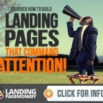 LANDING PAGE MONKEY – A RELOOK FOR 2016