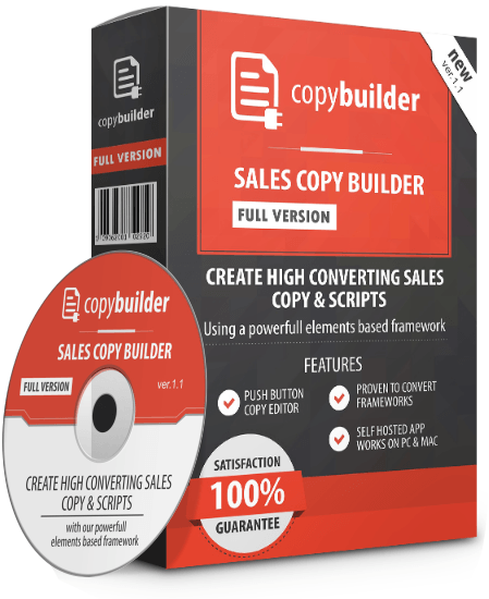 3dcover5 - CopyBuilder - New Product First Look