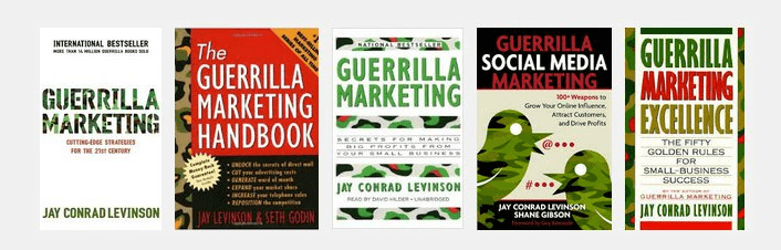 Guerrilla Marketing Books - Product Review - 49 Covert Guerrilla Marketing Tactics