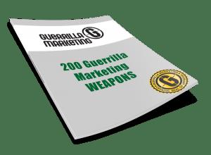 Free Bonus 2 - Product Review - 49 Covert Guerrilla Marketing Tactics