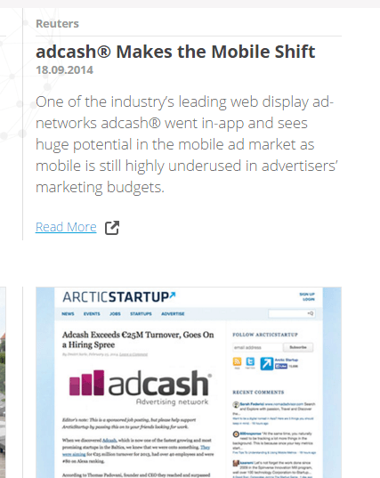 AdCash PR - Free or Low Cost Traffic for Your Website