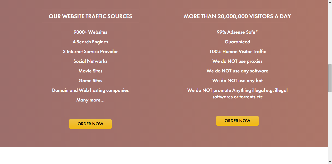 Ultimate Web Traffic Traffic Sources and Visitors - Free or Low Cost Traffic for Your Website