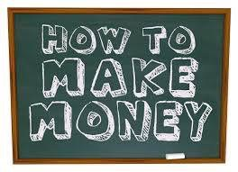 picture chalkboard how to make money