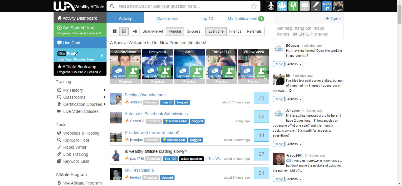 2016 01 28 2127 Screenshot of WA Site - Try the BEST Effective Online Marketing Course NOW