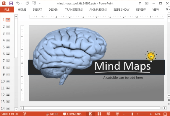 Mind Map sample 4 - Mind Maps - How to Create One Easily