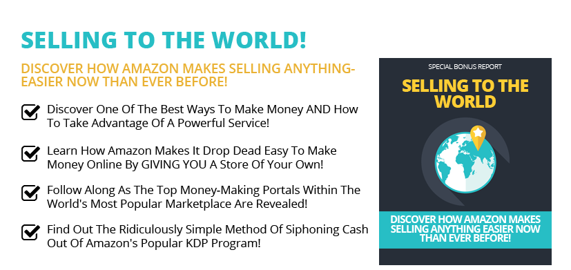 Selling to the World eBook