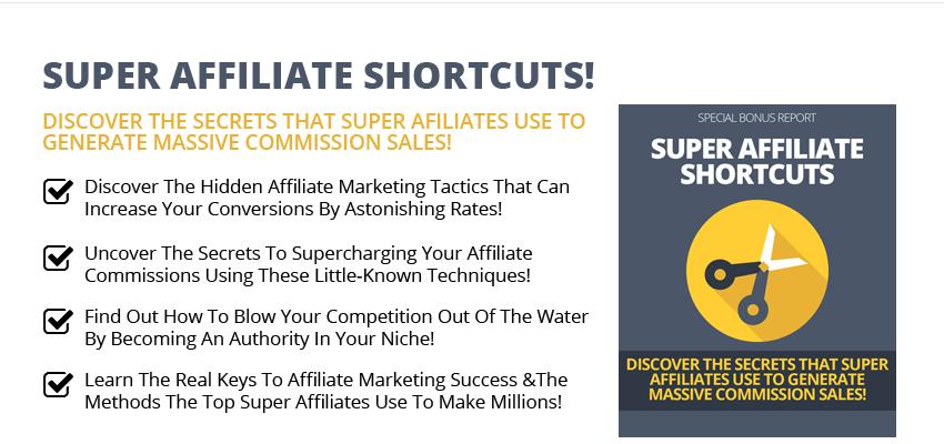 Super Affiliate Shortcuts eBook