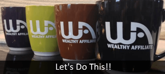 WA Coffee Cup - Super Affiliate Conference 2016 - Wealthy Affiliate Top Affiliates