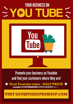 Video Marketing Flyer 250 X 325 - FREE TRAFFIC SOURCES SERIES PART EIGHT – YOUTUBE TRAFFIC
