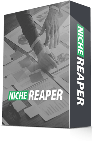 nc ecover - Keyword Tool Niche Reaper v 3.0 Review - A Potent Tool