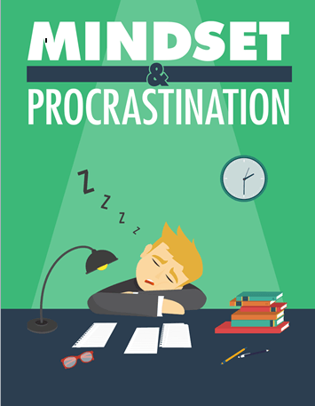 Image of eBook Mindset Procrastination