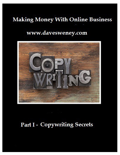 Cover Copywriting Secrets Part I jpeg - LET'S WRITE ABOUT COPYWRITING – PART 3 OF 3