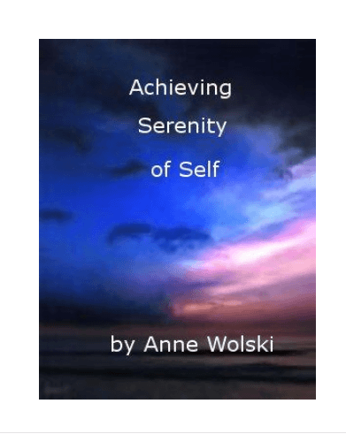 Cover Image of eBook Achieving Serenity of Self