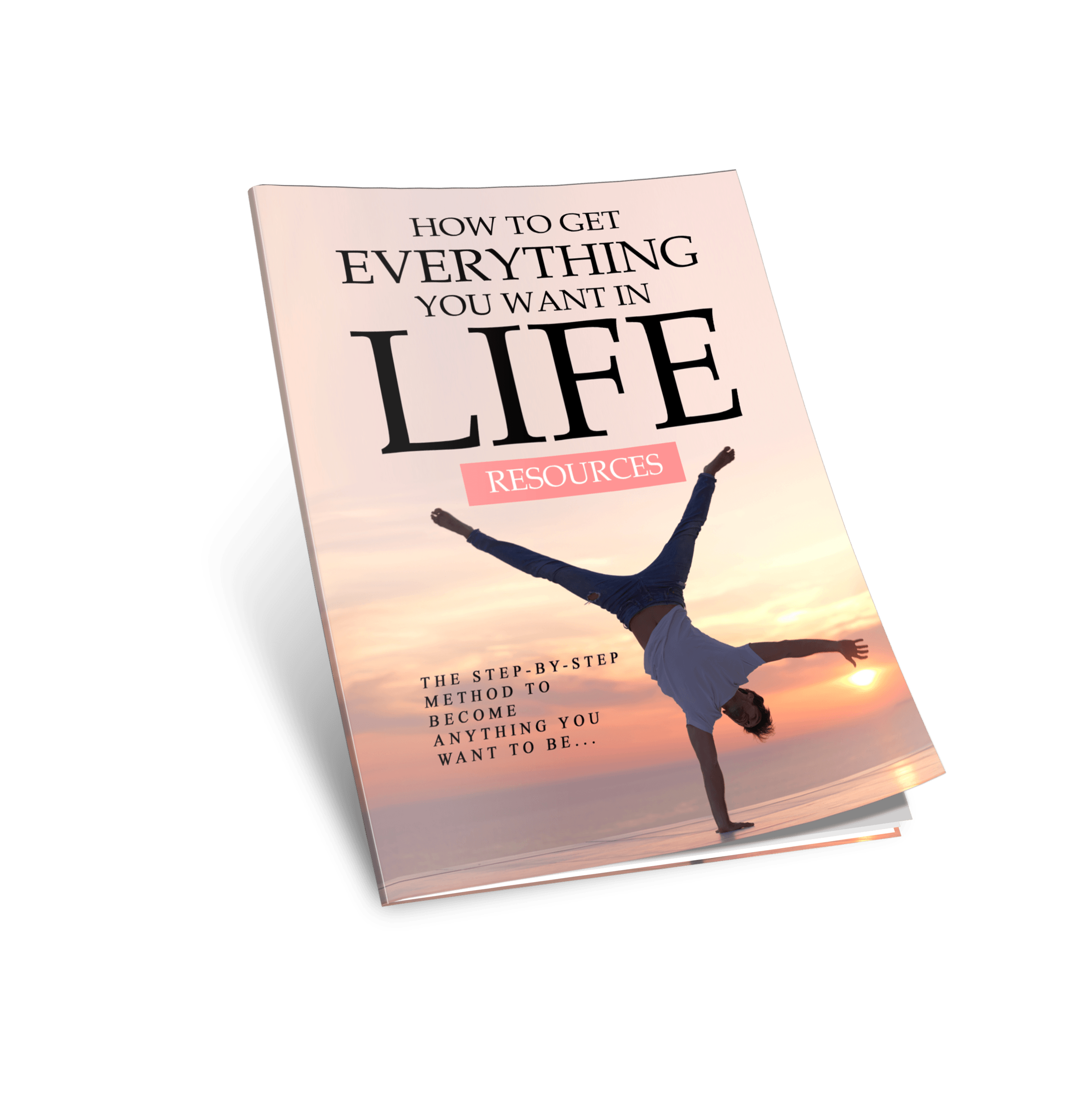 RESOURCES - Dave's Training On How To Get Everything You Want In Life