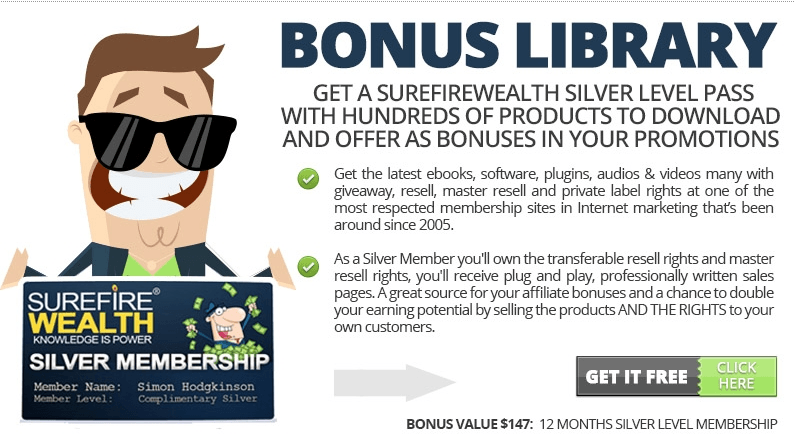 Surefire Wealth Membership Details