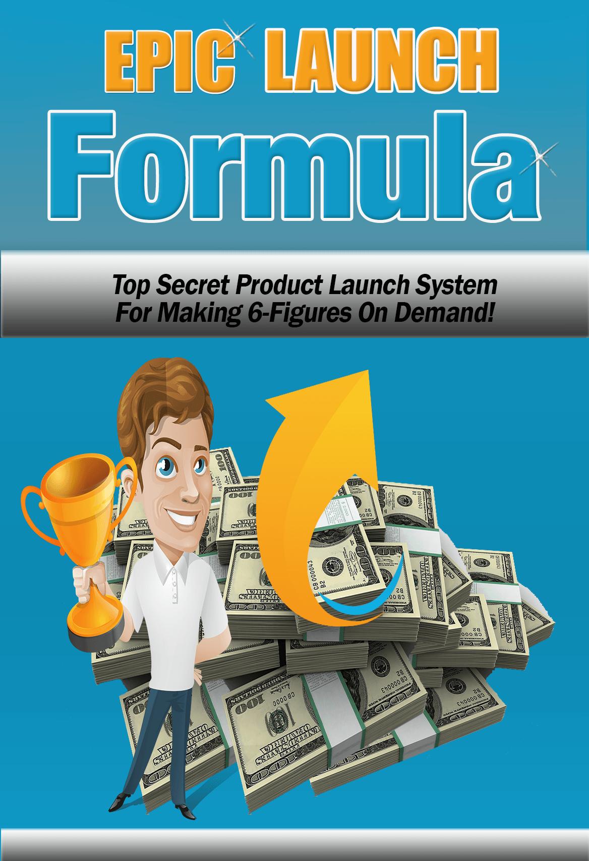 flat - Epic Launches - Your Formula Training Program