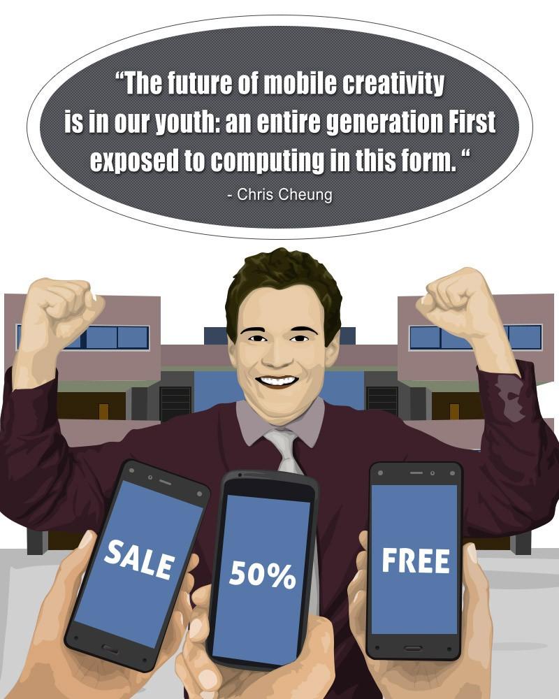 Mobile Marketing design2 03 - Smartphones and Internet Marketing