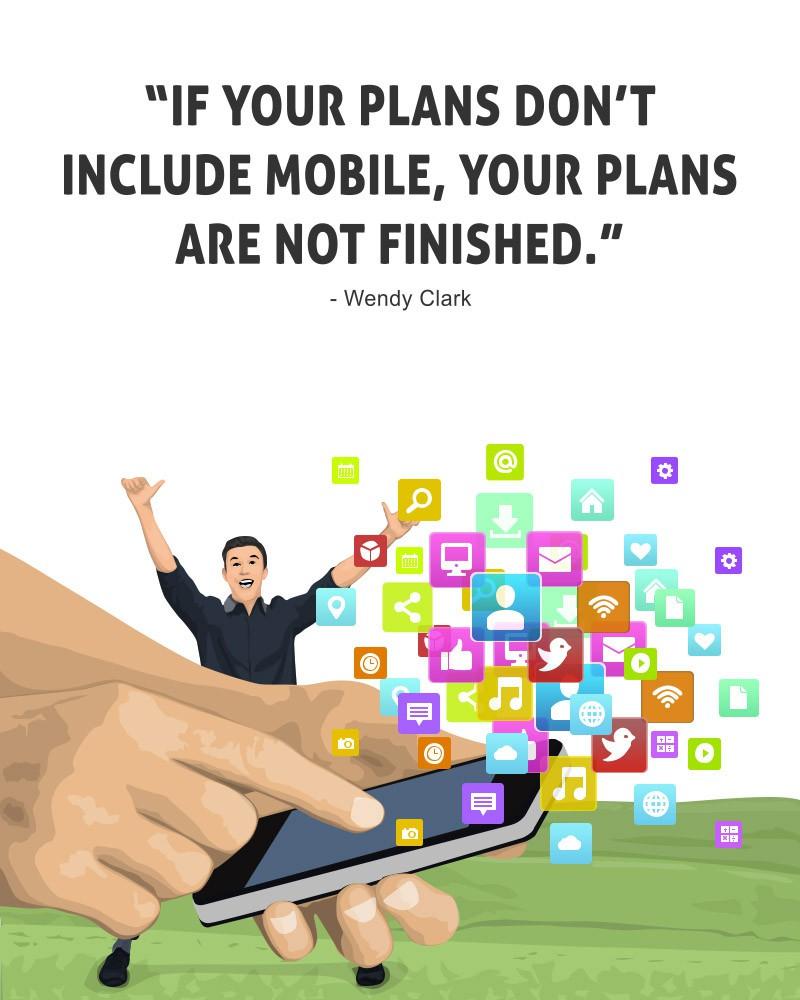 Mobile Marketing design1 01 - Smartphones and Internet Marketing