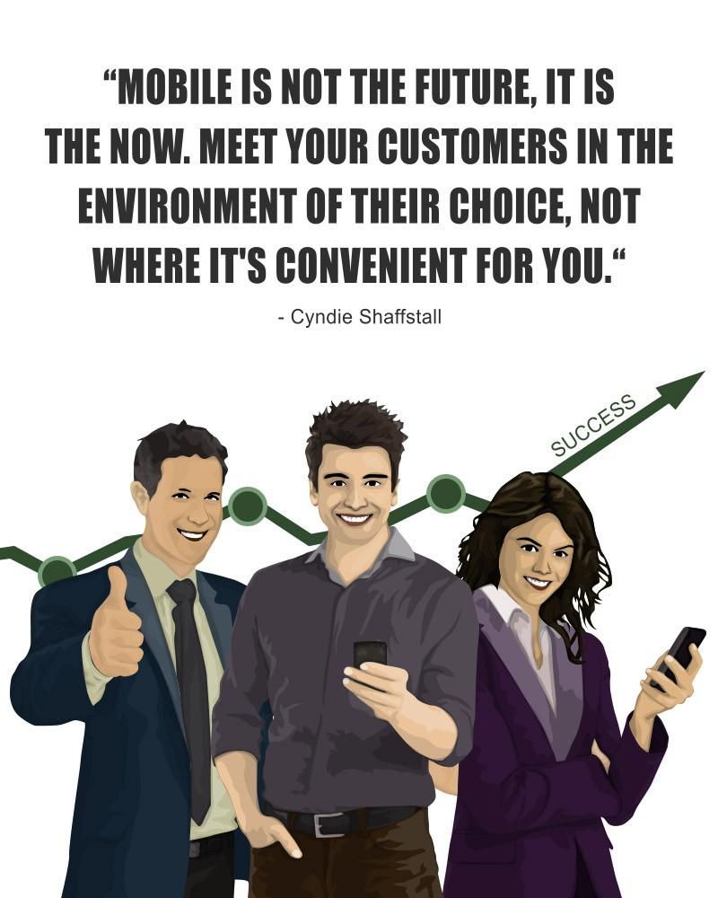 Mobile Marketing design3 03 - Smartphones and Internet Marketing