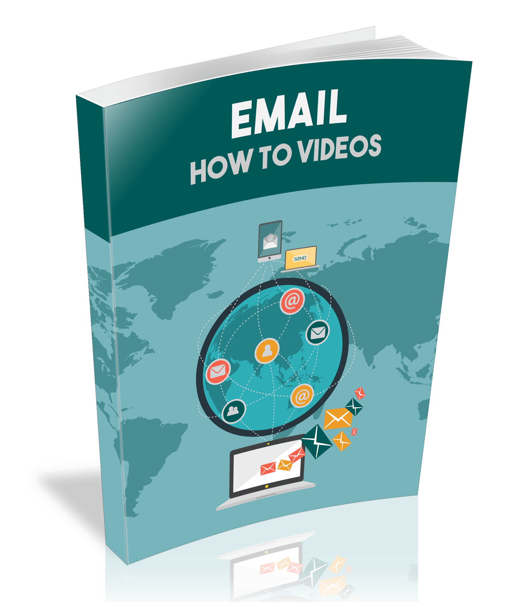 EMHTV bookcover large - Top 15 Best & Easy Email Tips That Raise Conversion Rates & More Training