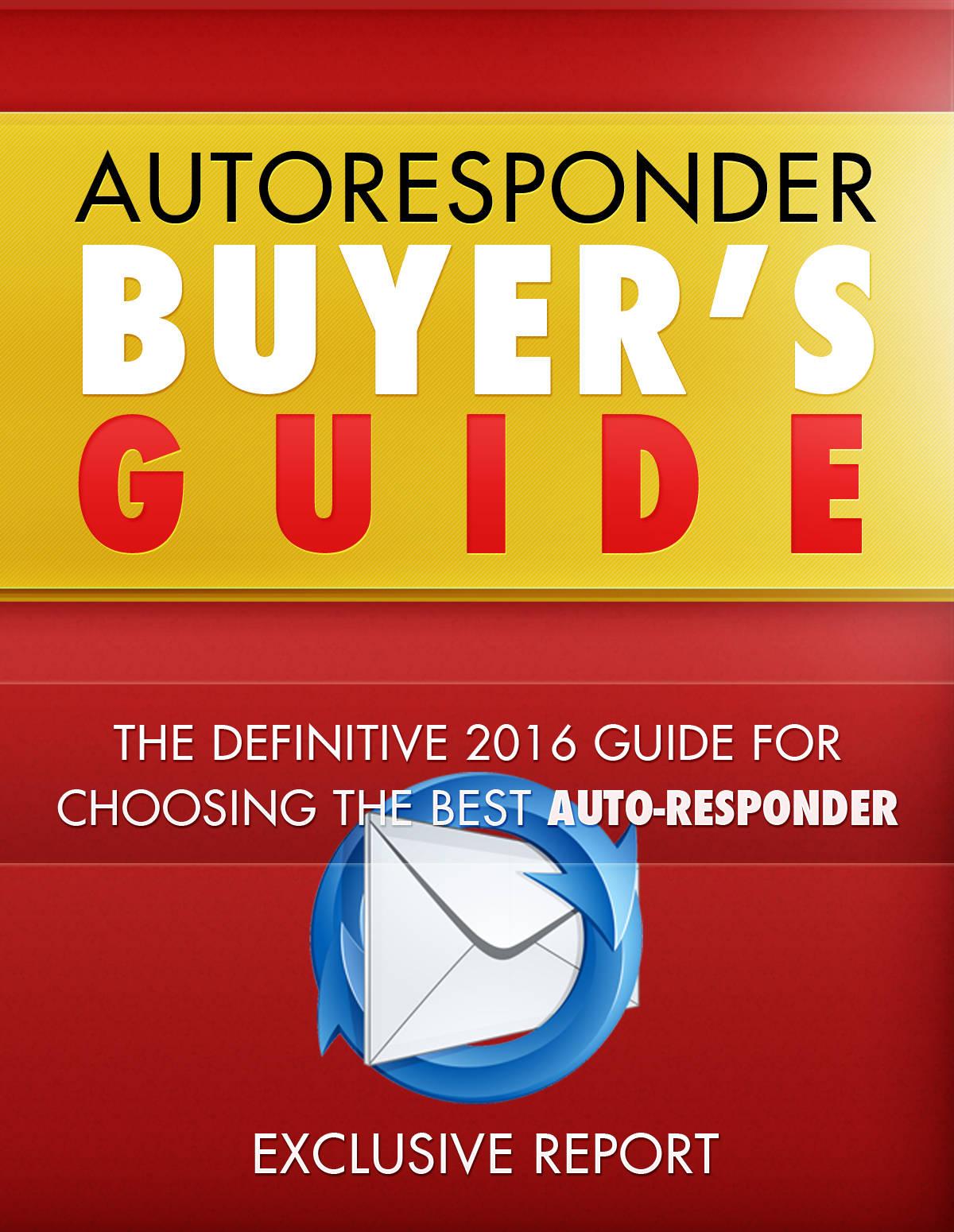 cover - Choosing The Best Autoresponder Alternative Based On Needs