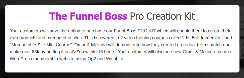 2016 07 23 1213 001 - Review Of Funnel Boss - Complete Lead and Sales System