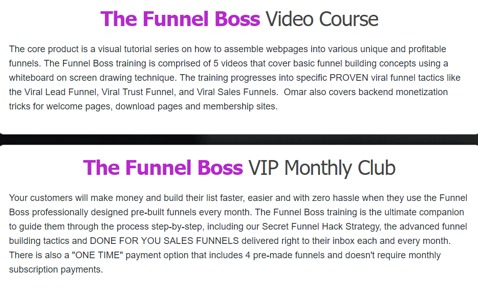 2016 07 19 1959 - Review Of Funnel Boss - Complete Lead and Sales System