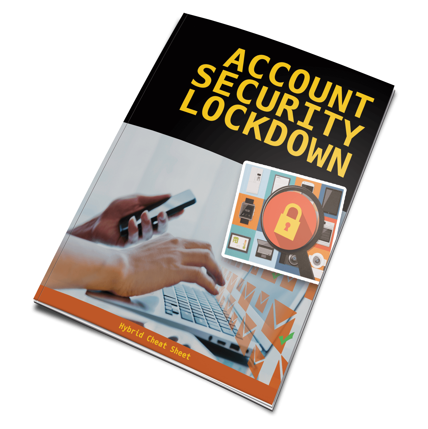 cheatsheet mock - How To Quickly Protect Your Email Account - Security