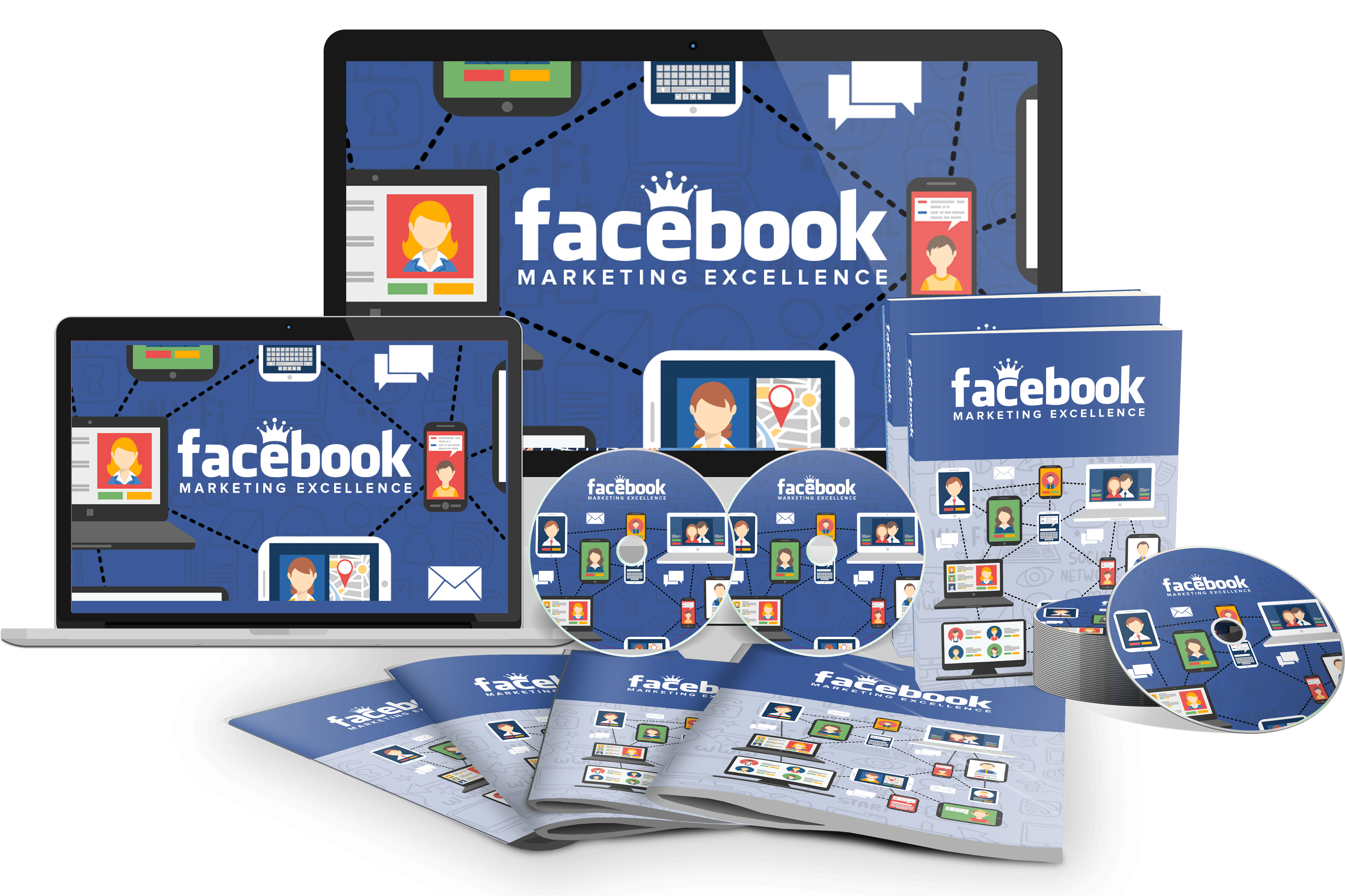 bundle - Create Strong & Powerful Paid Ads Easily for Bing and Facebook