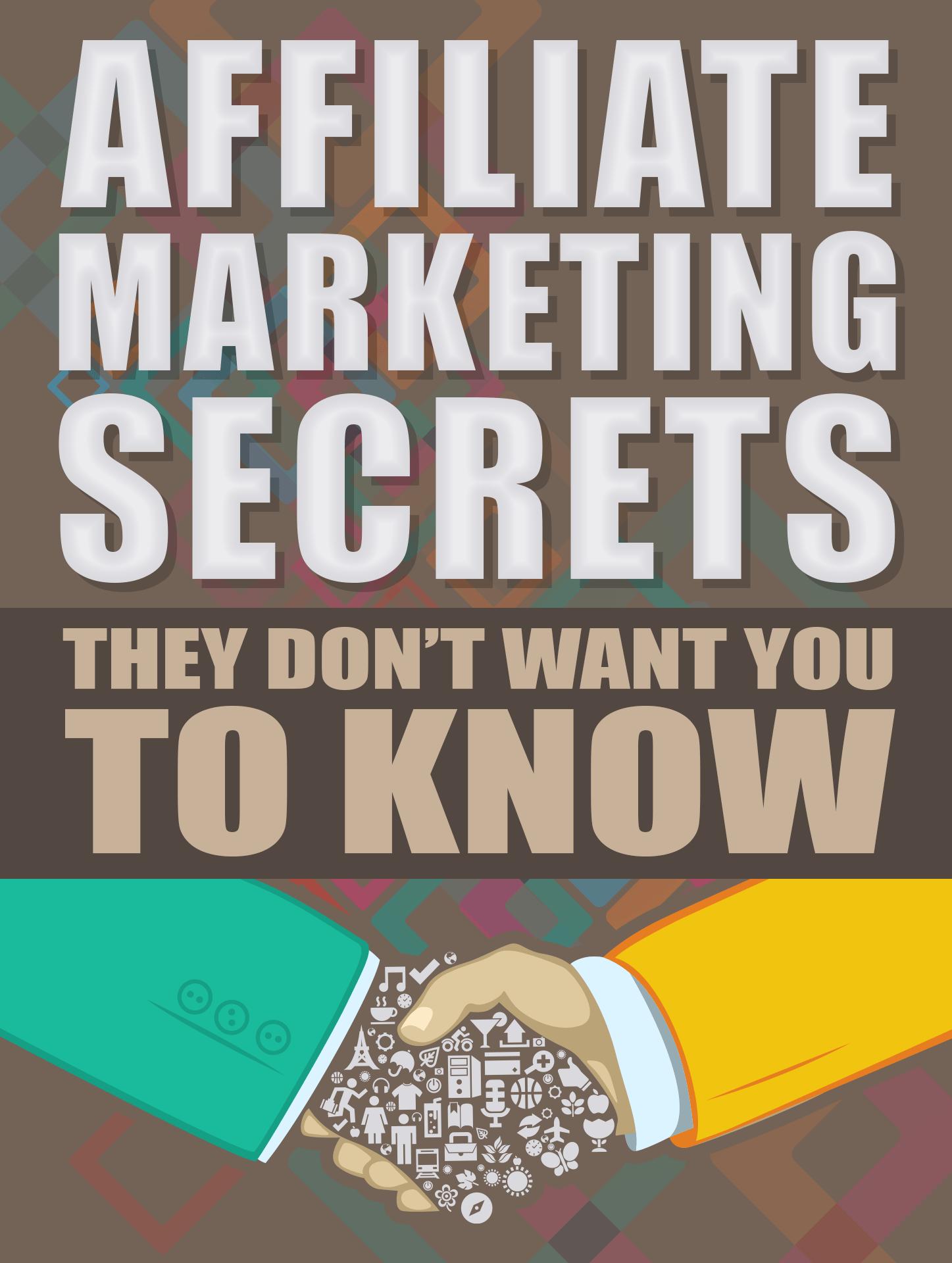 AMS M2 ReportFlat - Powerful Affiliate Marketing Secrets I Wish I Knew Then...