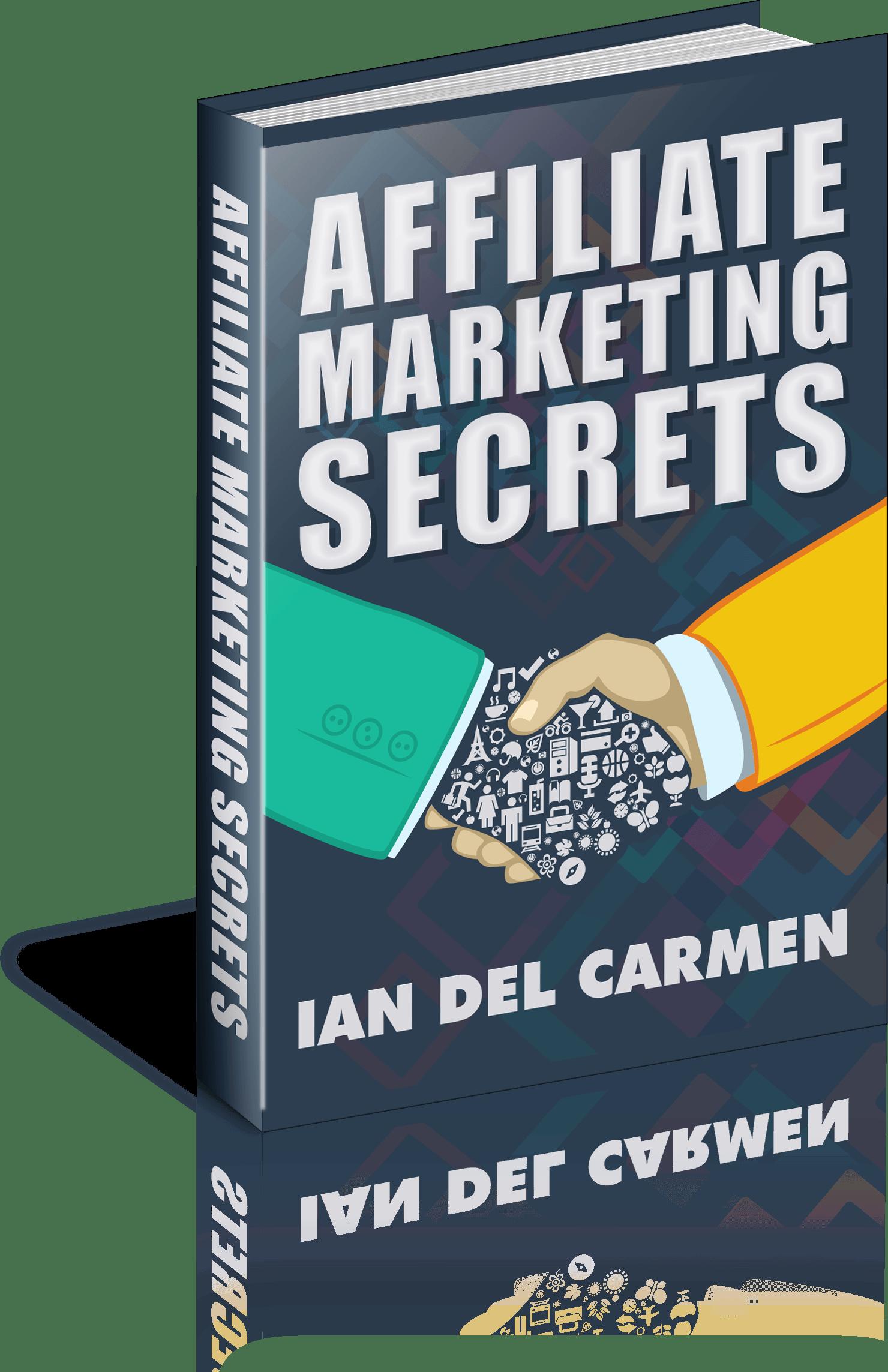 AMS M1 EbookHardbound - Powerful Affiliate Marketing Secrets I Wish I Knew Then...