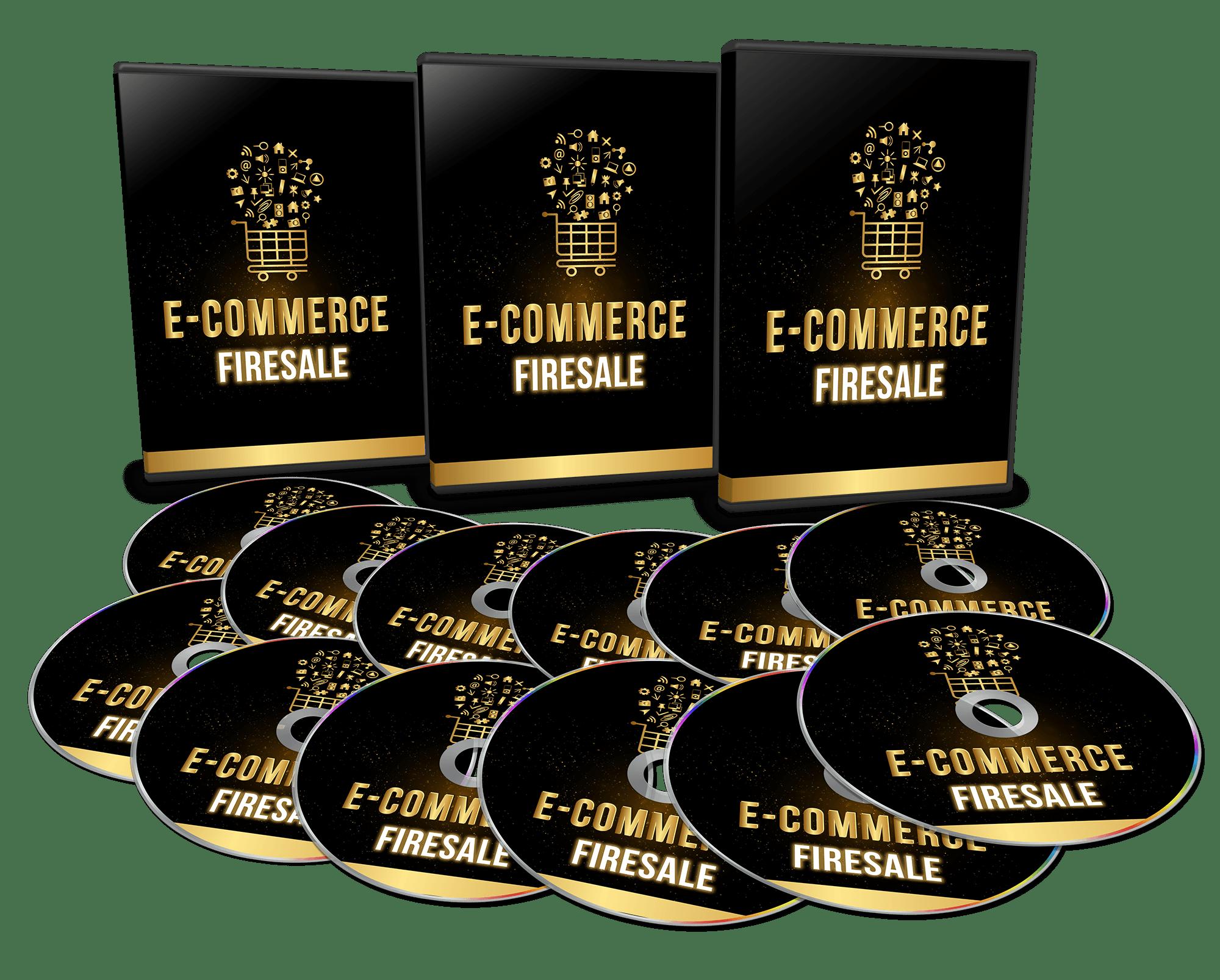 "ECF bundle01 large - Review of Complete E-Commerce Training Course - ""e-Commerce Firesale"""