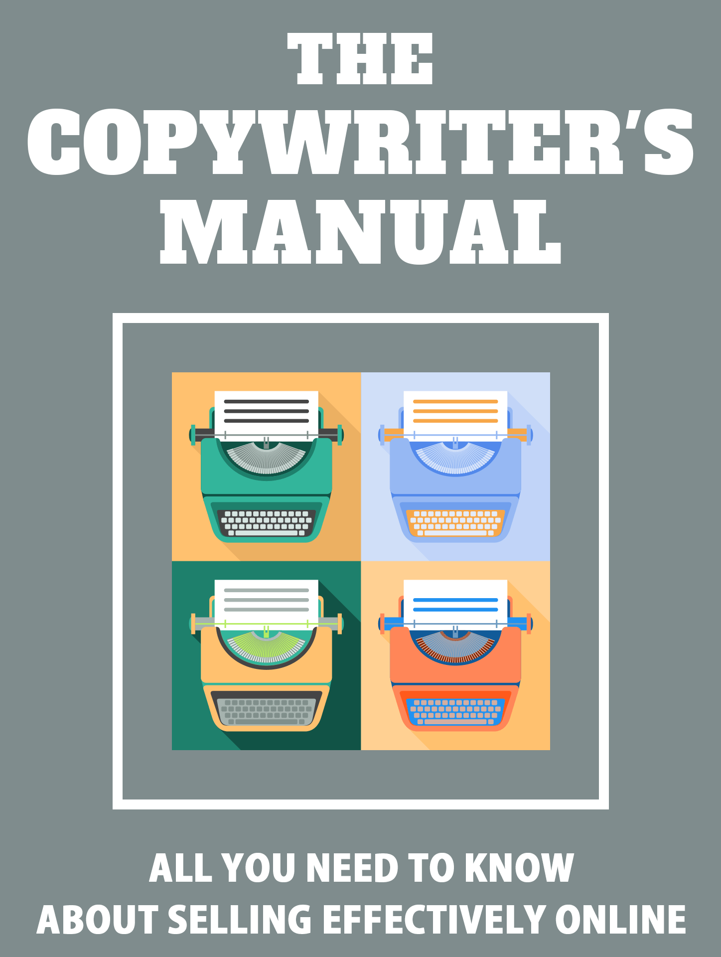 Image of Copywriter's Manual
