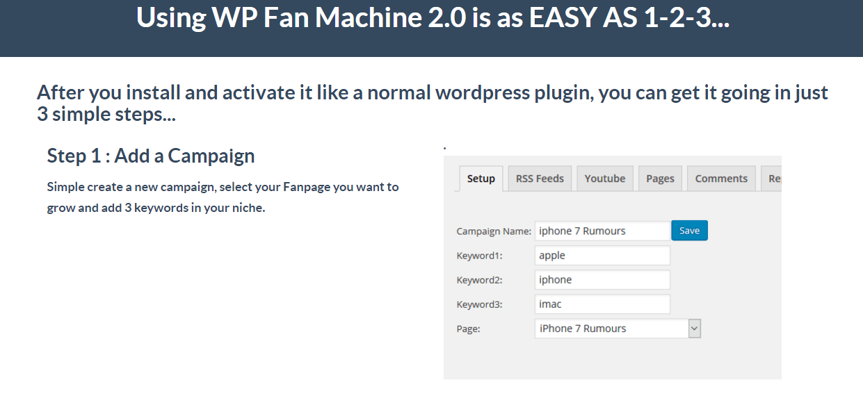 2016 07 21 1752 - Review of WP Fan Machine 2.0 - Save Time & Money