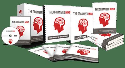 bundle small 1 - The Lighter Side- Day Twenty - Organizational Skills & Time Management